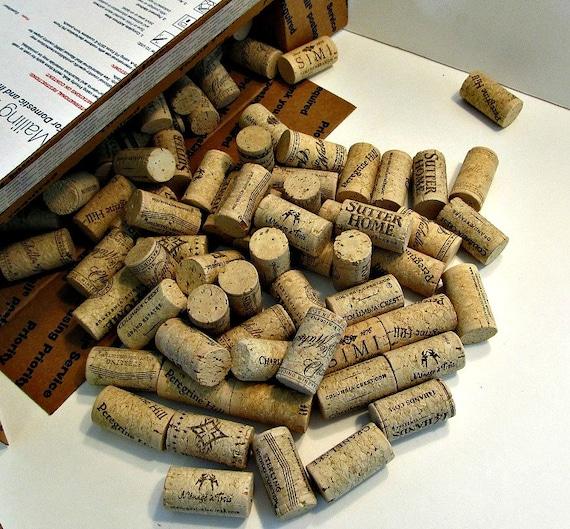 Christmas Ornament Set Champagne Variety 40 Ct : Destash wine corks all natural pressed cork no