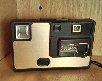 Vintage Kodak Disc 3100 Film Camera