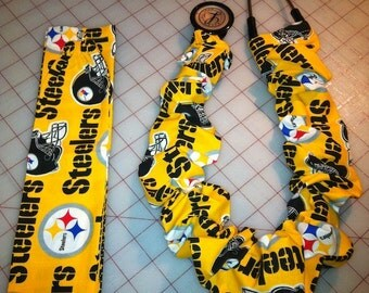 Steelers Stethoscope Cover