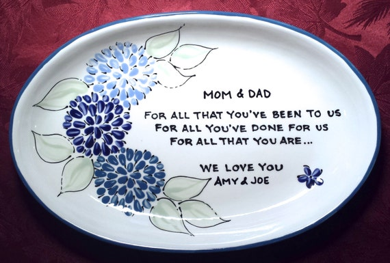 ... gift Mom and Dadwedding gift for dad wedding gift- gift for wedding