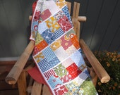 Treasures and Tidbits Baby Quilt