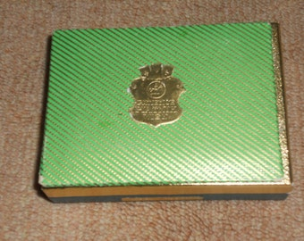 Vintage Mini-Size Playing Cards-Made in Austria