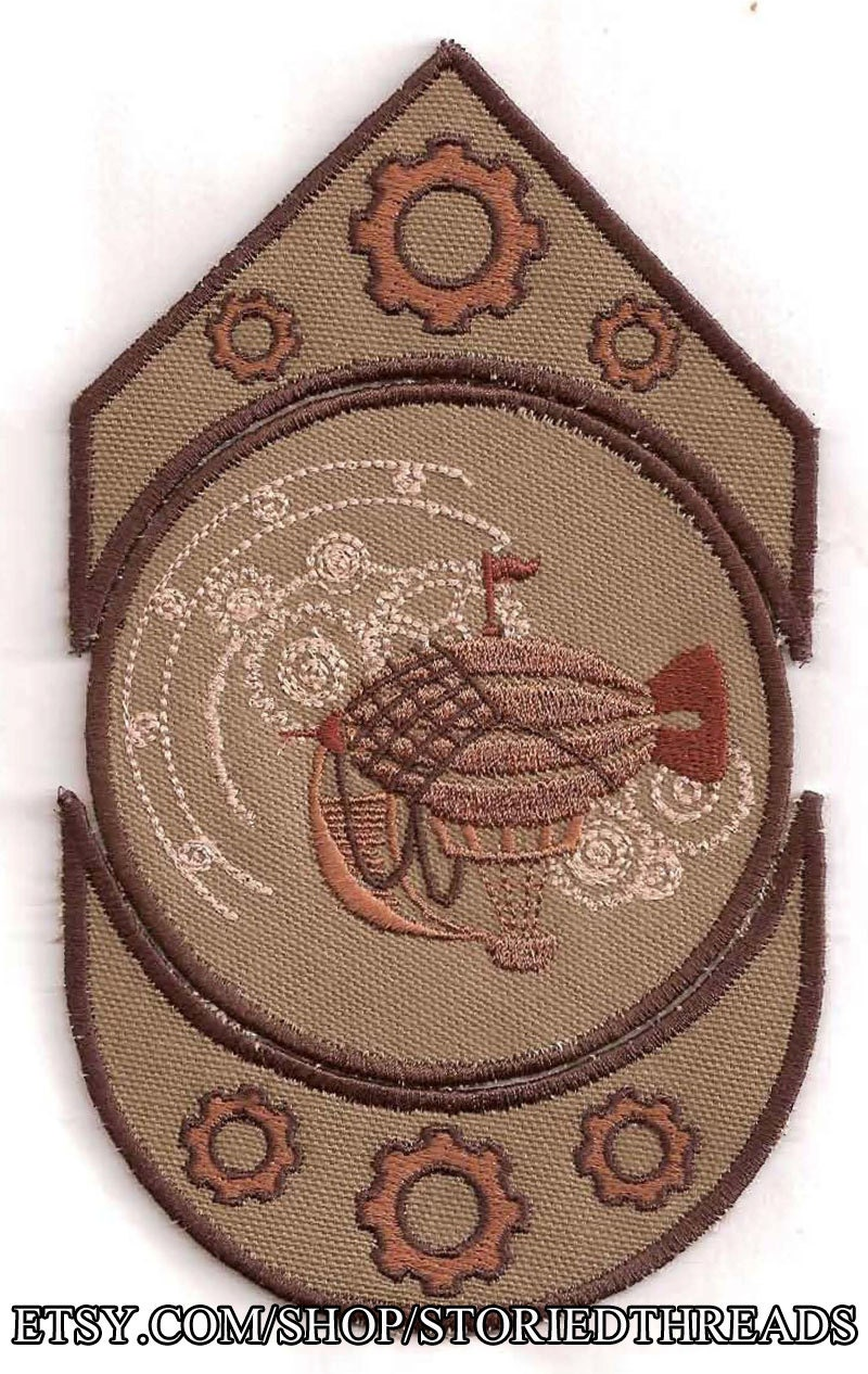 Military insignia patches Etsy