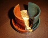 Handmade Pottery Sponge Holder