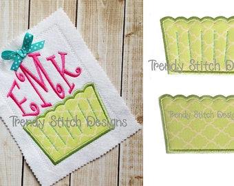 Cupcake Liner Applique Design Machine Embroidery Design INSTANT DOWNLOAD