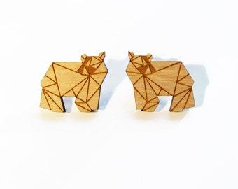 Polar Bear Collar Pin/tip