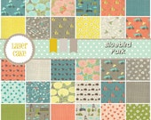 Bluebird Park - Charm Pack (13100PP)-  by Kate and Birdie Paper Co. for Moda