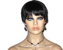 Female Mannequin, Smoky Eyed, Portrait Display Head, Hat Display Head, Earring,Jewelry Display Head, Tabletop Mannequin, Wig Display Head