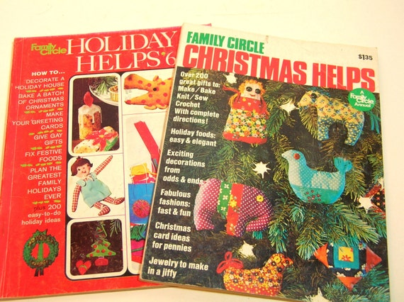 family circle christmas craft magazines by fabricandcrafts