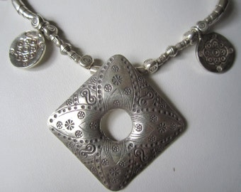Thai Silver Necklace