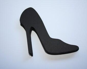 18 x High Heel Shoe Die Cuts -