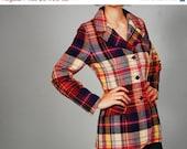 25% OFF - 70s Blazer - 1970s Wool Blazer - College Girl - concettascloset