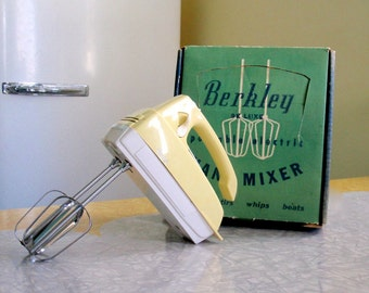 Berkley Hand Mixer - Model 31