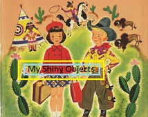 Betsy McCall 1954 Story Paper Doll Set Printable Digital Copy