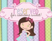 Reserved Listing For MarshaHunter