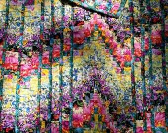 Hoffman Bargello wall hanging