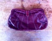 Vintage Barbara Bolan Italian Leather Purse