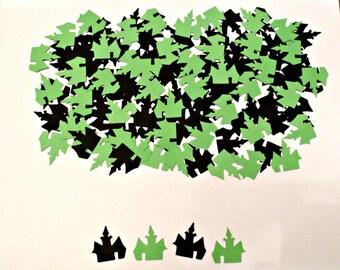 Haunted House Die Cut Confetti-Set of 200