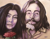 Happy Christmas, Beatles John and Yoko Christmas Card