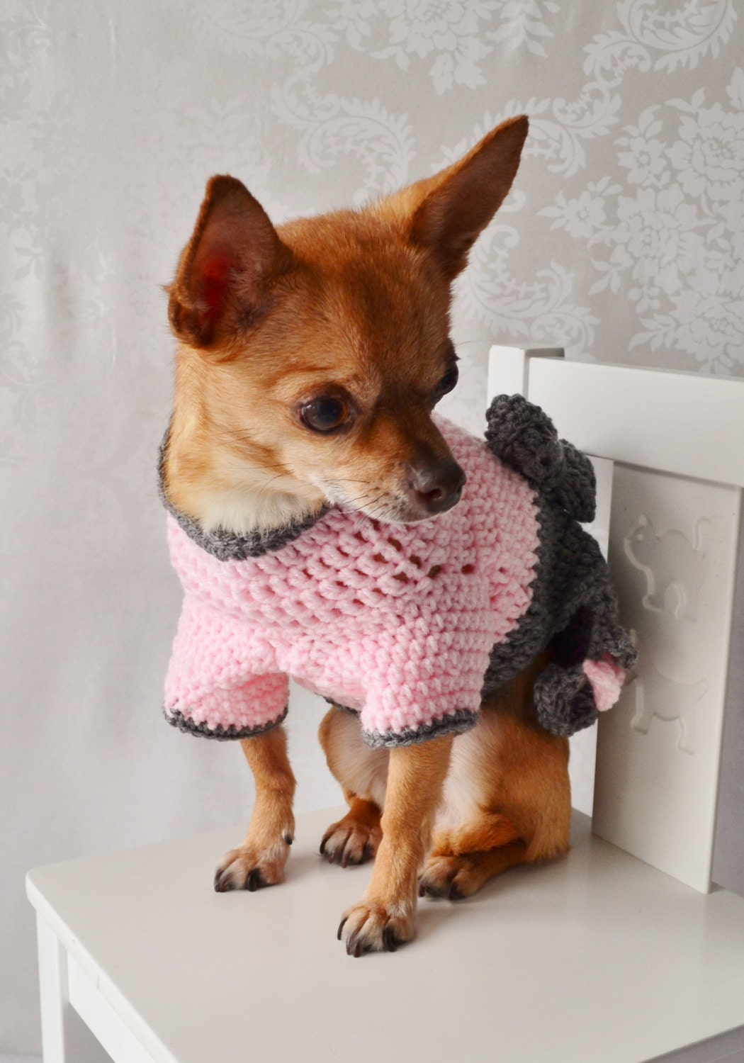 Knitted Dog Sweaters For Sale