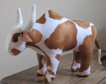 Maverick cow cattle | Etsy