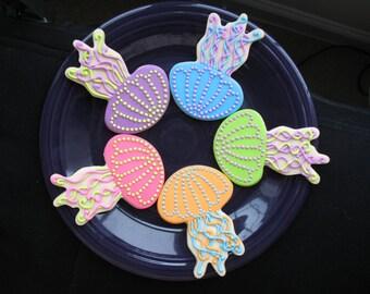 JELLYFISH Vanilla Butter Cookies