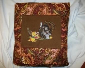 Thanksgiving Turkey quillow