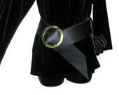 3 Inch Leather Cutlass Belt