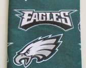 Philadelphia Eagles Eye and Sunglasses case