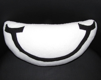 Smile Pillow - Geek Chic Home Decor