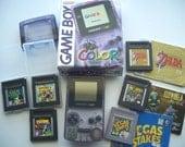 Color Game Boy Atonic Purple Zelda Oddworld Tetris Quest for CamelotConker