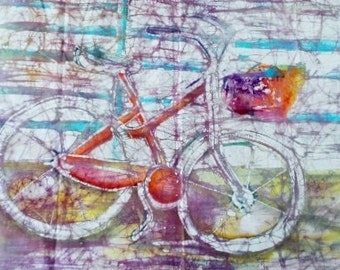 Bike Batik