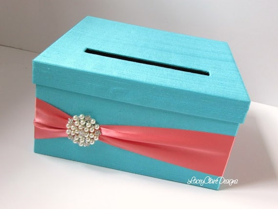 Wedding Planning Gift Box : Wedding Card Box Money Holder Gift Card Boxes Reception Card Box ...