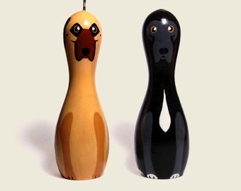Custom Pet Portrait Great Dane Ornament or Figurine