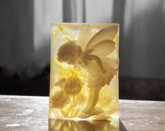 gorgeous fairy soap calendula honey