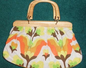 60s Psychedelic Handbag
