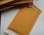 10 Bubble mailers 4 X 8