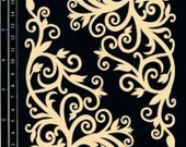 Dusty Attic Chipboard  - Corner Flourish 5 - DA0875