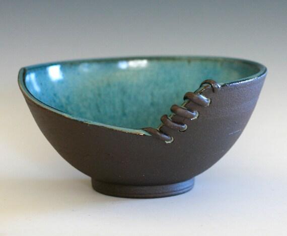 Unique Pottery Bowl Handmade Ceramic Modern Bowl Pottery