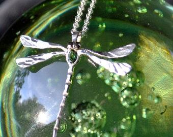 Tourmaline Dragonfly