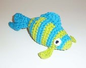 Large Squeaky Goldfish Dog Toy - Choose Your Colors