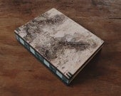 wedding guest book cabin guestbook handmade journal white birch bark wood book - anniversary gift memorial rustic woodland made to order
