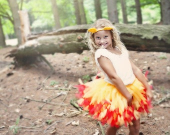 Gold Tutu by Atutudes created for a Many Adventures of Winnie The Pooh Party