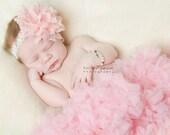 SURPRISE Add on HEADBAND! chiffon flower headbands or clips newborn, child, adult, girl, photographer, baby