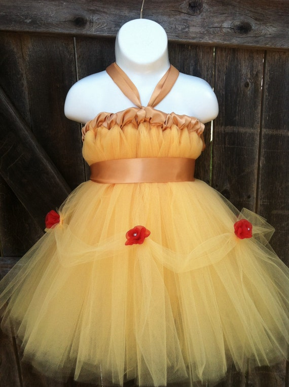 Adult Belle Costume Beauty And The Beast By Fancifulfluff