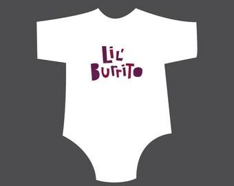 Lil' Burrito! Kids Shirt/Onesie