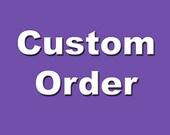 Custom order for Andi