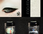 Duochrome Yellow Eye Shadow - Vegan - Pastel Yellow - Loose Mineral Pigment Eyeshadow - Scaredy Cat - FOO FOO - 5 mL