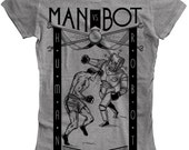 FINAL PRESSING: Man Vs. Bot (Ladies)
