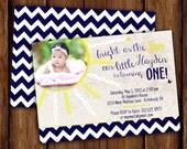 Sunshine Birthday Invitation - You are my Sunshine Birthday Invite - PRINTABLE or Printed Invitations